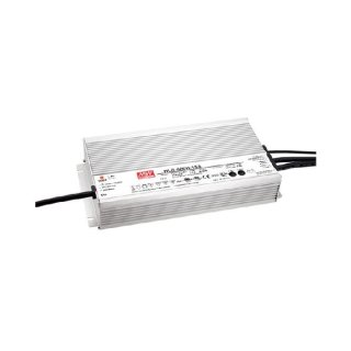 MEAN WELL Netzteil HLG-600H-24A (24V/600W/IP65/PFC)